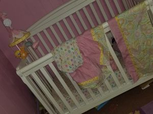 Baby bedding nursery set for Sale in Saint Charles, MD