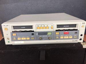 Sony EVO 9700 VCR for Sale in Boynton Beach, FL