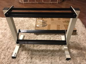 Dumbell weight stand(new) for Sale in Frisco, TX
