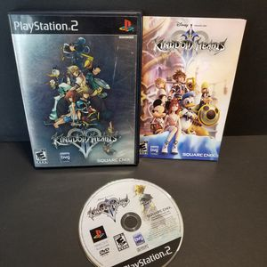 Kingdom Hearts II - Sony PS2 for Sale in Bell Gardens, CA