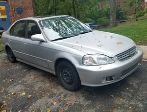 Automatic 1999 Honda Civic EX for Sale in Philadelphia, PA