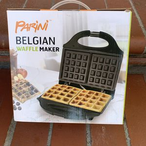 Parini Belgian Waffle Maker for Sale in Whittier, CA