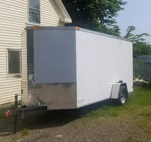 6x12 enclosed trailer for Sale in Beverly, MA