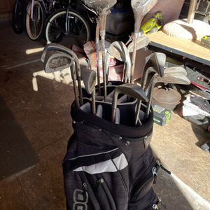Golf Clubs With OGIO Bag for Sale in Palm Harbor, FL