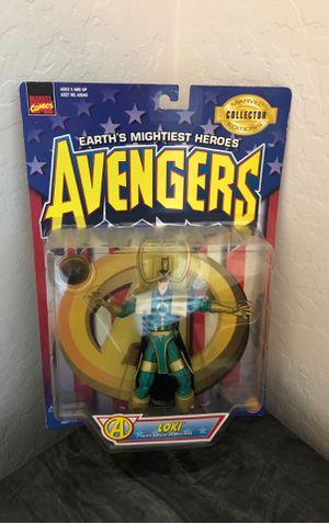 Loki Avengers Action figure for Sale in Phoenix, AZ