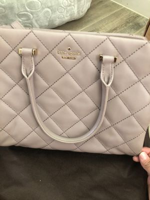 Kate spade mauve quilted bag for Sale in Fort Bliss, TX