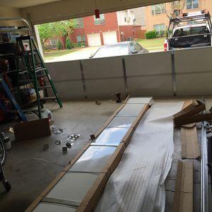 New garage door for Sale in Dallas, TX