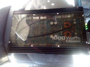 Virtual reality 1000 watt amp for Sale in Oakland, CA