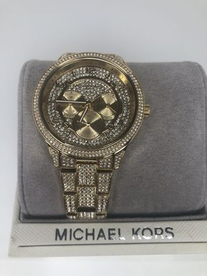 Michael Kors stunning gold watch for Sale in Conroe, TX