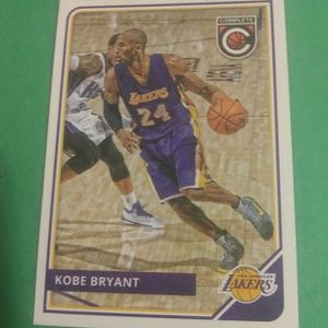 2015-16 Complete Kobe Bryant Basketball Card#155 for Sale in Redmond, OR