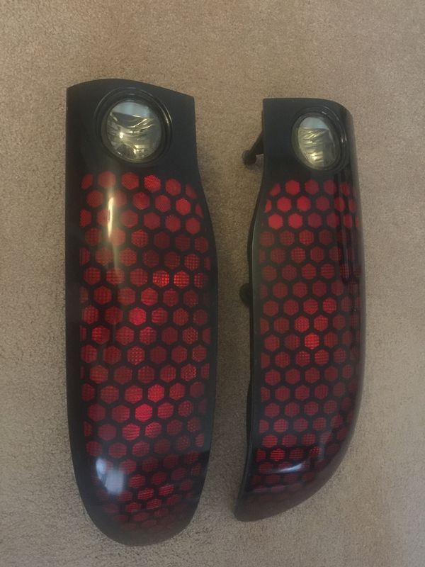 Trans Am honey comb taillights 98-02