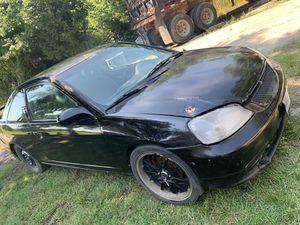 2002 Honda Civic pos 😂 for Sale in Baytown, TX