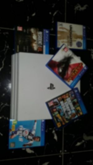 Happiness is free $ (PS 4pro) working perfectly like a king for Sale in New York, NY