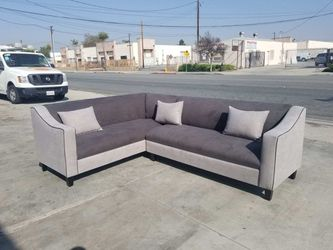 NEW 7X9FT ANNAPOLIS GRANITE SECTIONAL COUCHES for Sale in La Mesa,  CA