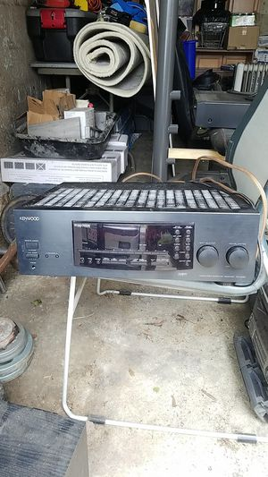 Kenwood Audio-video Receiver KR-V8080 for Sale in Riverdale Park, MD