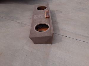 Speaker box for sale for Sale in Visalia, CA