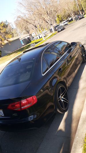 """""""TRADE OR SELL 2010 Audi A4 quattro """" turbo for Sale in Merced, CA"""
