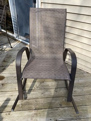Rocking Patio Chair for Sale in McHenry, IL