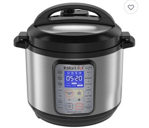 Instant Pot DUO Plus 60, 6qt 9-in-1 Multi-Use for Sale in San Diego, CA