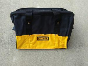 "DeWalt Tool Bag 15"" NEW $10 for Sale in Bassett, CA"