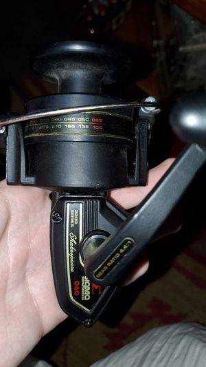 Shakespeare sigma fishing reel for Sale in Fort Lauderdale, FL