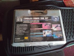 Cordless drill power tool set for Sale in South Gate, CA