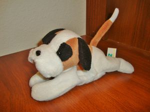 1996 beagle beanie baby, plush toy, made by Zangeen Inc. for Sale for sale  North Las Vegas, NV