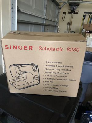 Singer Scholastic 8280 - Sewing Machine for Sale in Raleigh, NC