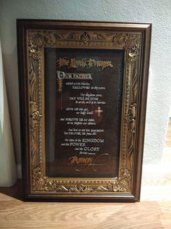 Lord's Prayer for Sale in Camden,  AL