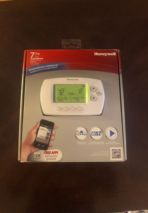 Honeywell Thermostat - Smart WiFi for Sale in Woodbury, MN