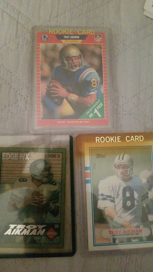 Troy aikman for Sale in Perris, CA