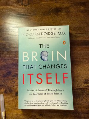The Brain That Changes Itself for Sale in Renton, WA