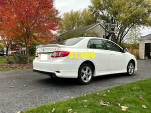 Price$1000 URGENT Selling my 2012 Toyota Corolla for Sale in Tempe, AZ
