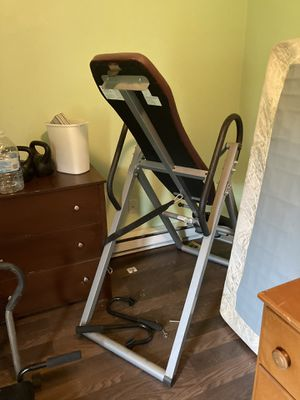 Inversion table for Sale in Marysville, PA