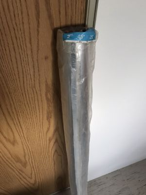 Mylar 2mil thick, 48inch tall, 15ft for Sale in Portland, OR