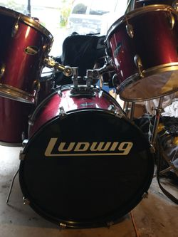 LUDWIG Accent Combo...NEVER used for Sale in Long Beach,  CA