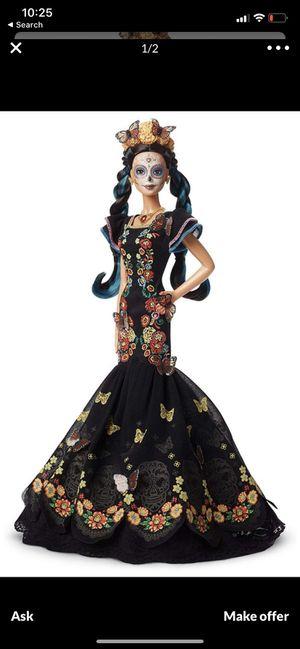 Día de los muertos barbie for Sale in Montclair, CA
