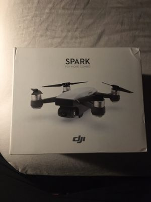 DJI Spark Fly More Combo for Sale in Fontana, CA