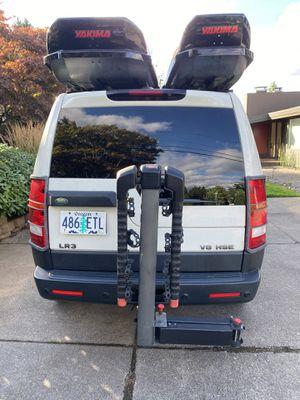 "Yakima ""Swingdaddy"" bike rack (holds 4 bikes) for Sale in West Linn, OR"