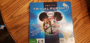 Disney Trivial Pursuit for Sale in Upland, CA