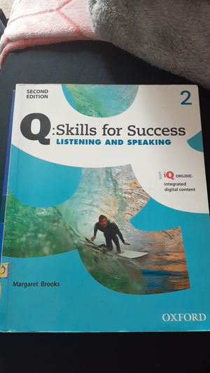 Q skills for sucess for Sale in Cleveland, OH