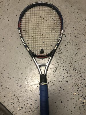 Head TI laser mid plus tennis racket for Sale in Chula Vista, CA