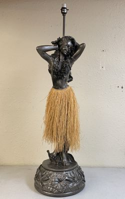 Vintage Hula Girl Lamp for Sale in Rolling Hills,  CA