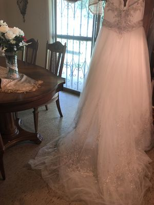 Wedding dress for Sale in Gretna, LA