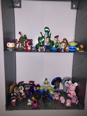 Disney Pixar collectibles for sale toy story - coco - for Sale in Bell, CA