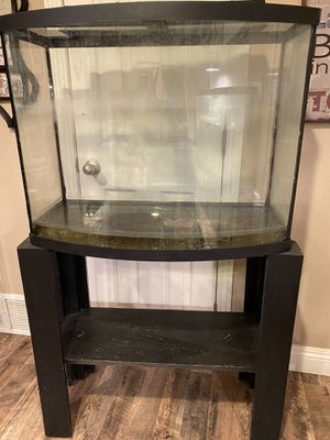 Large Aquarium w/Stand for Sale in Riverside, CA