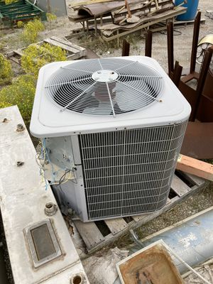 Central heat and air unit! for Sale in US