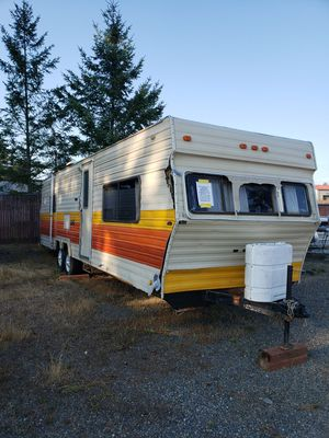 32 foot camper for Sale in Tacoma, WA