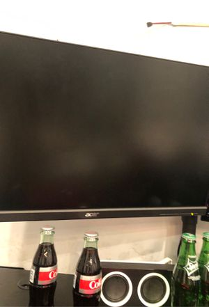 Acer 144 gaming monitor 1ms respond time for Sale in Brooklyn, NY
