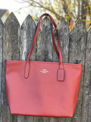 Coach cleareance tote bag for Sale in Arlington, TX